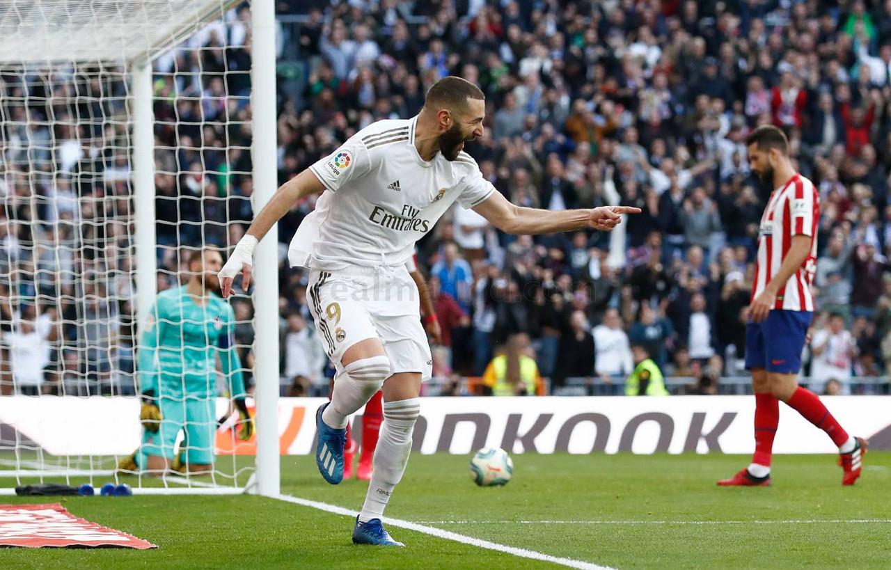 Horario y dónde ver el Real Madrid - Atlético de Madrid