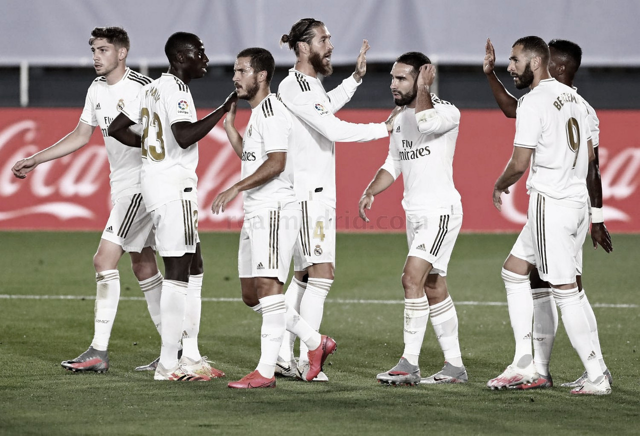 Zidane convoca a 23 jugadores para medirse al Granada