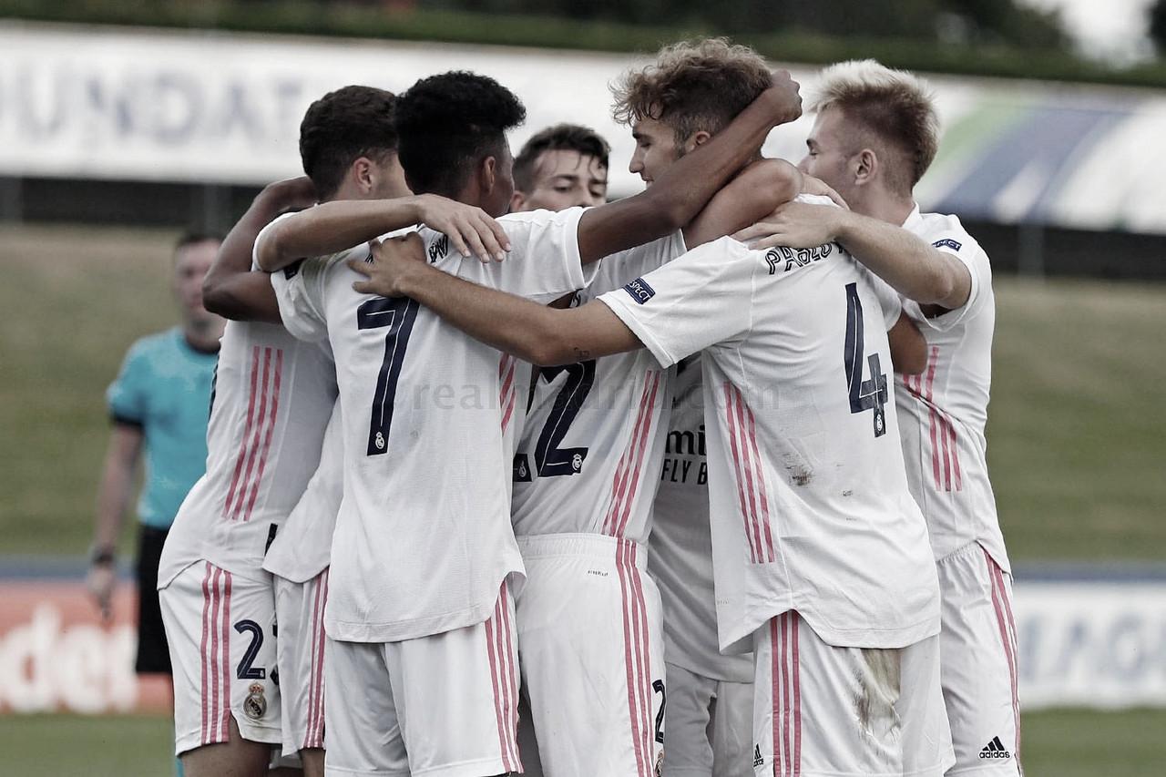 Las Rozas CF, primer rival del Real Madrid Castilla