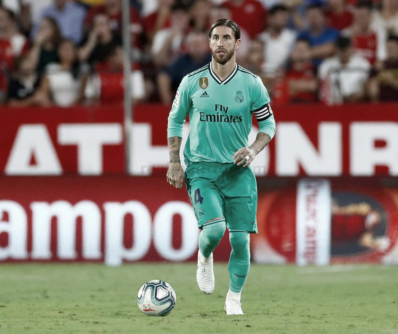 """Sergio Ramos: """"Calma que esto es muy largo"""""""
