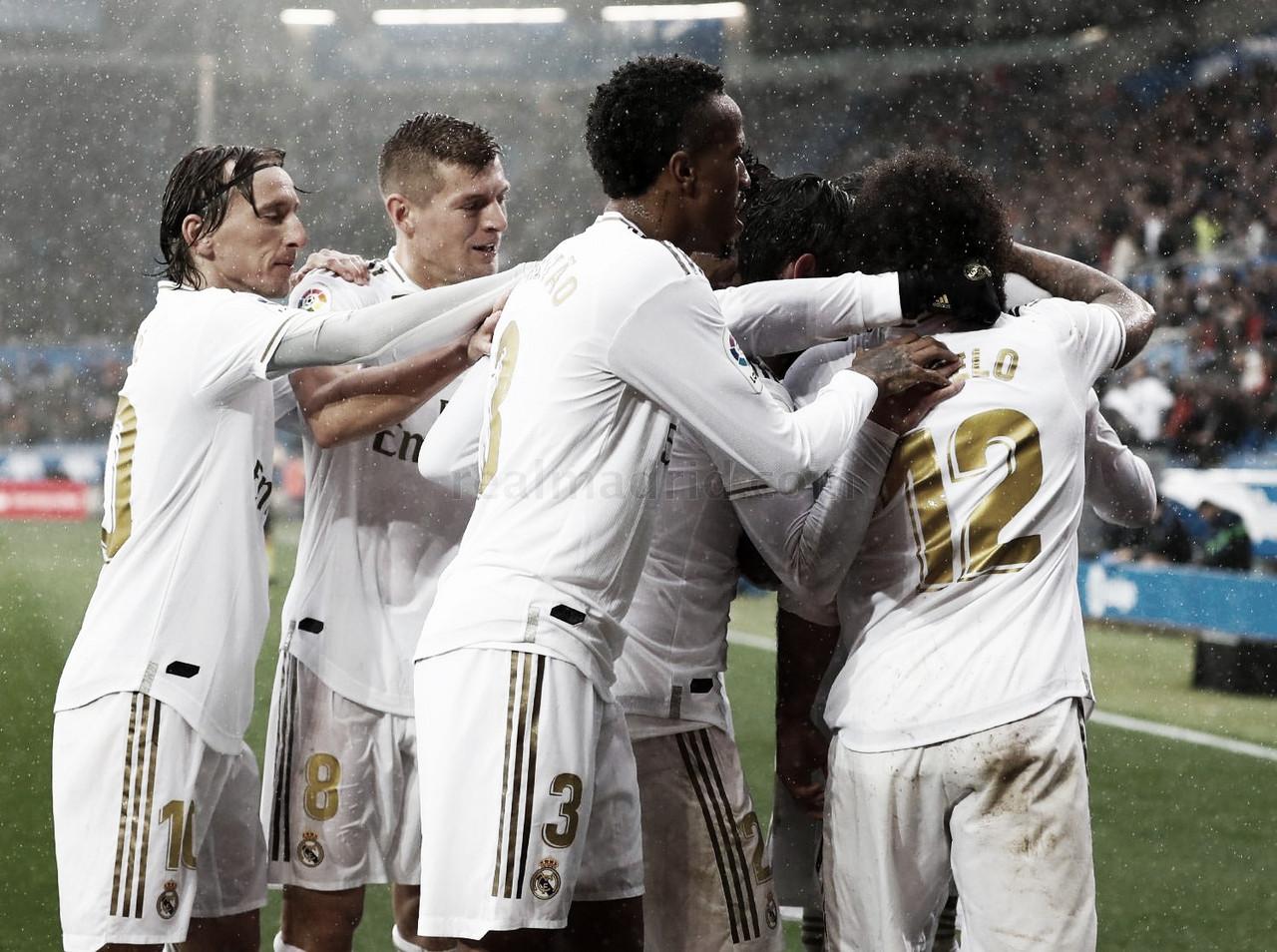 El Real Madrid coloca en el mercado a gran parte de la plantilla