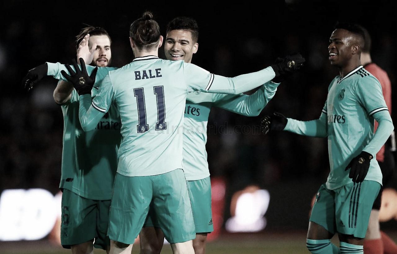 Análisis Unionistas de Salamanca -Real Madrid: pisando sobre seguro en la Copa del Rey