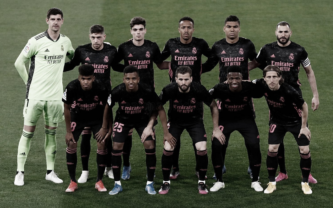 Granada - Real Madrid: puntuaciones del Real Madrid, 36ª jornada de LaLiga Santander
