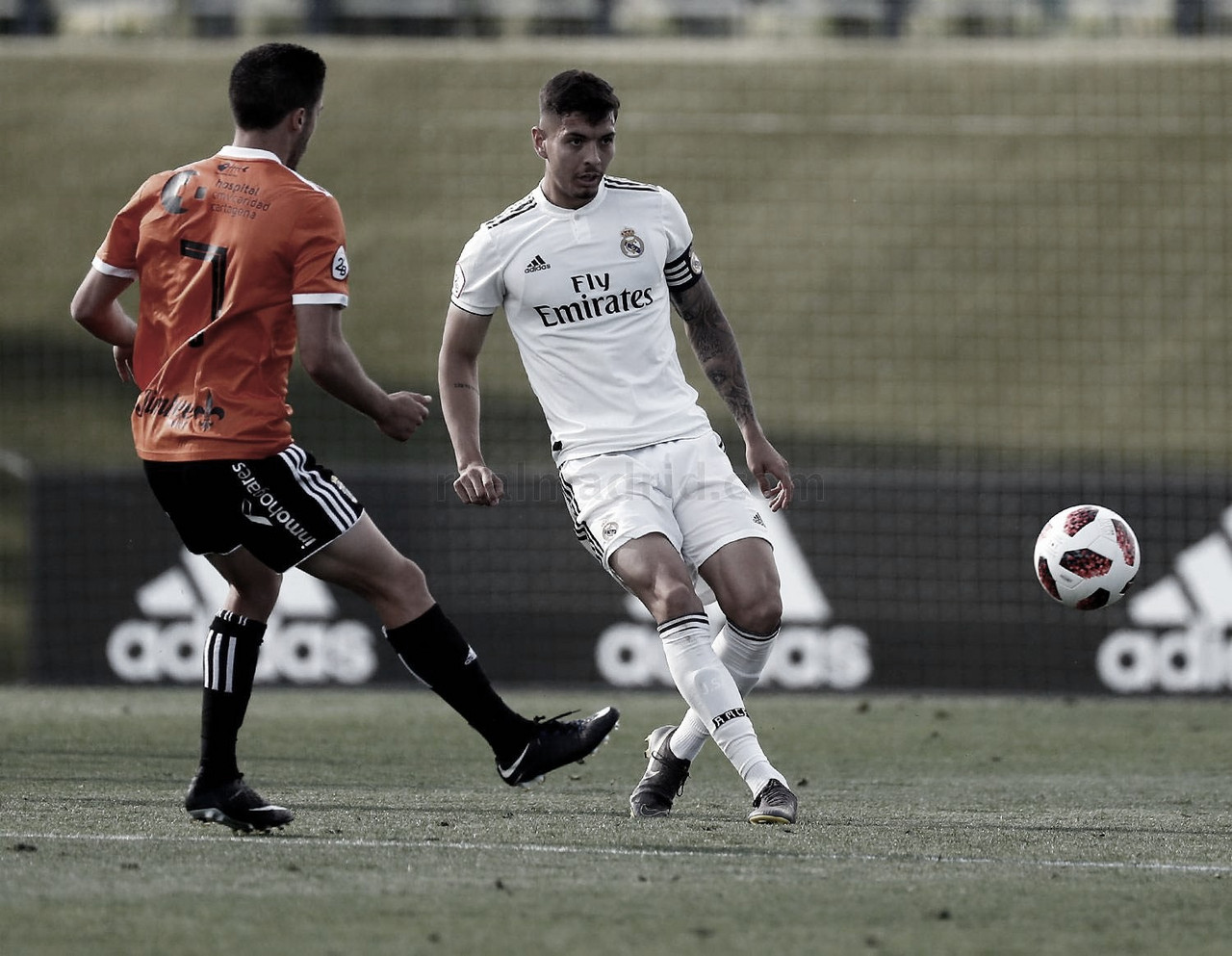 El Castilla cae eliminado ante un duro Cartagena