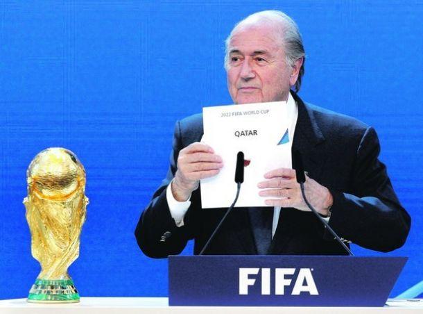 بلاتر: مونديال قطر 2022 سيقام في نوفمبر و ديسمبر