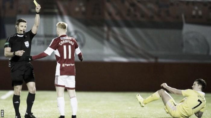 Em jogo de seis gols, Hamilton empata com Hearts em casa e sai da degola