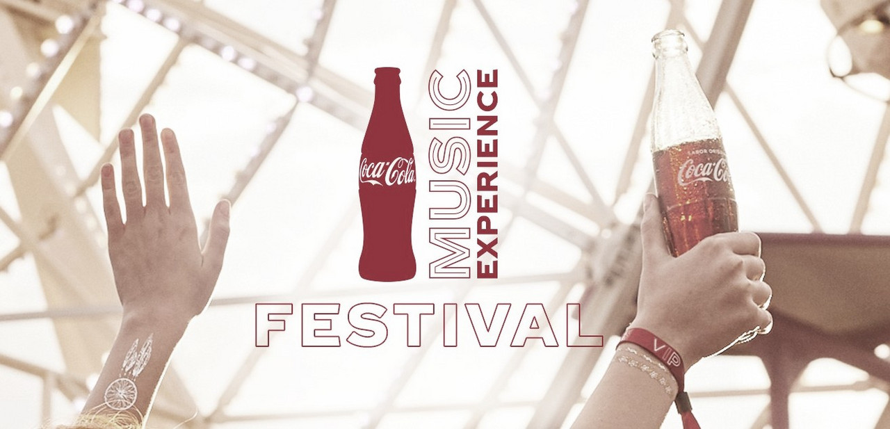 GUÍA VAVEL FESTIVALES 2019: Coca-Cola Music Experience