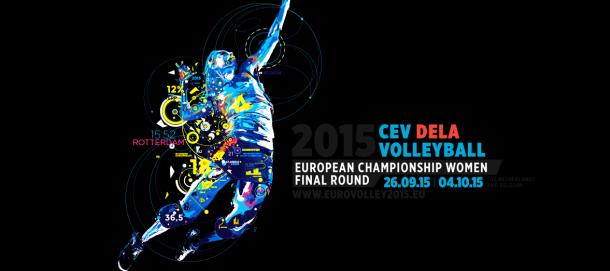 Eurovolley Femminile 2015, presentazione prima giornata