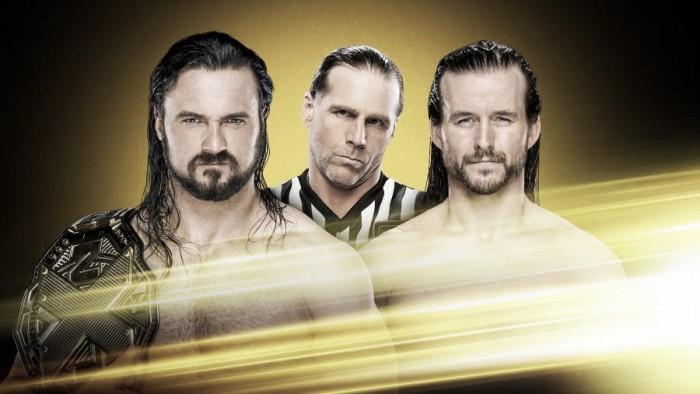 NXT realizó su propio anuario con los mejores combates y un combate exclusivo