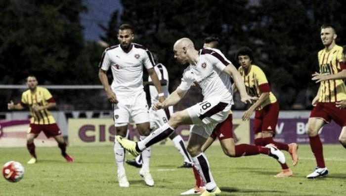 Birkirkara e Hearts empatam sem gols e deixam vaga em aberto na Europa League