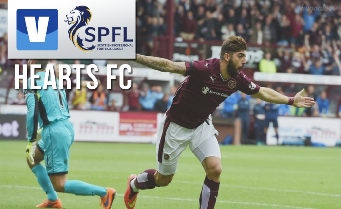 Guia VAVEL SPL 2016/2017: Heart of Midlothian FC