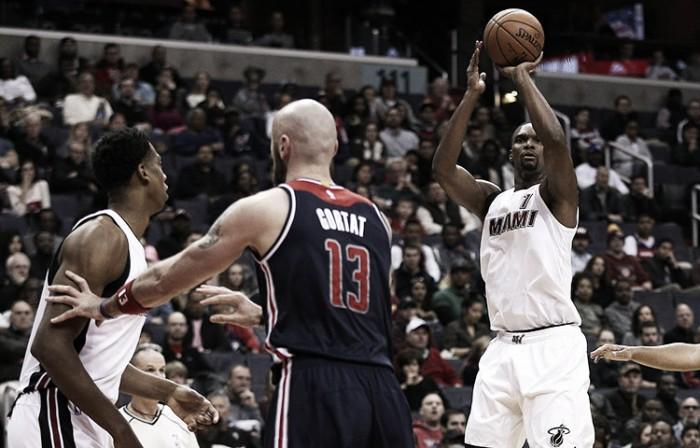 Miami Heat a valanga su Washington: finisce 97-75
