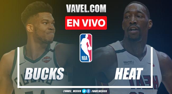Resumen y mejores momentos del Bucks 120-103 Heat en los Playoffs de la NBA 2021