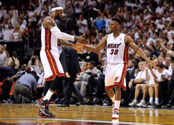Heat in semifinale, addio Bobcats a testa alta