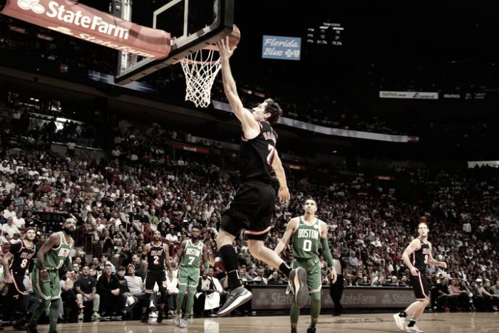 Heat fuel el verdugo de la racha del Celtics