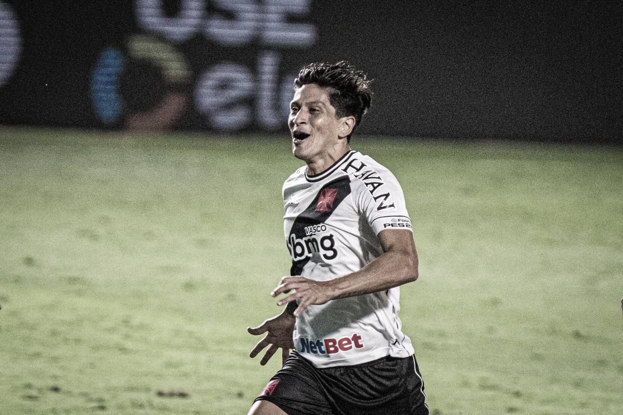 """""""Canodependência"""": argentino marca 13 dos 24 gols do Vasco na temporada"""