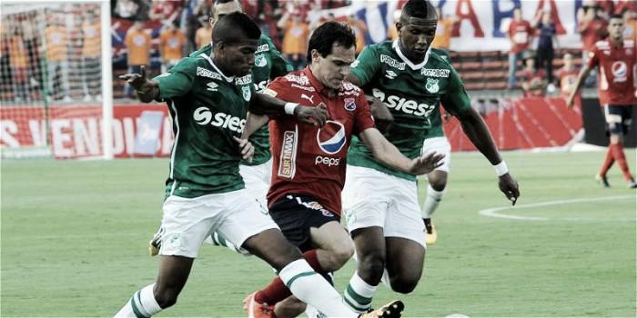Cali 1-2 DIM: puntuaciones del Medellín