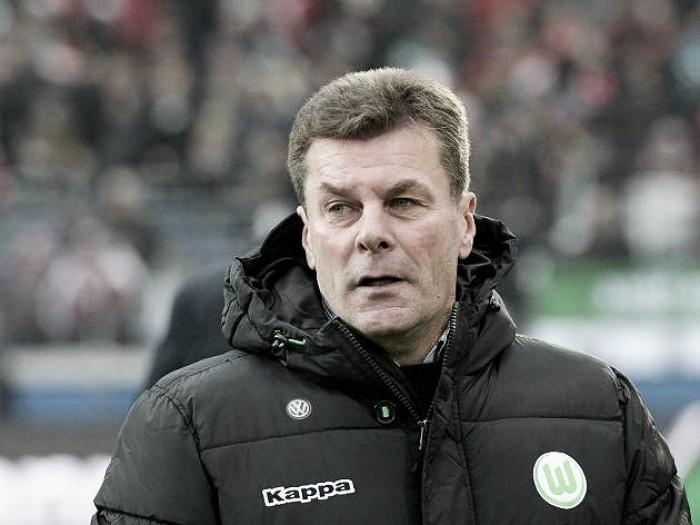 """Wolfsburg, Hecking ci crede: """"Proveranno ad intimidirci, ma devono rispettarci"""""""