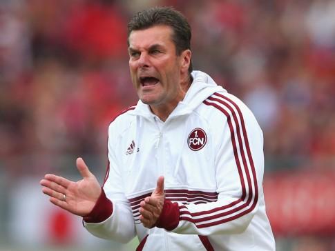 Dieter Hecking é o novo treinador do Wolfsburg