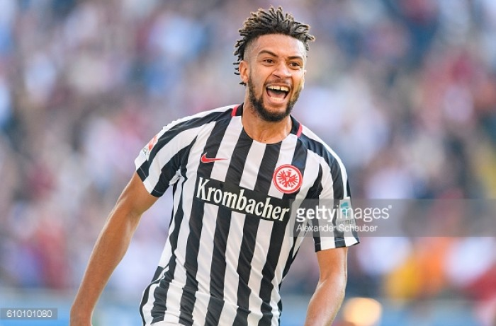 Eintracht Frankfurt 3-3 Hertha BSC: Nothing to separate the clubs in goal fest