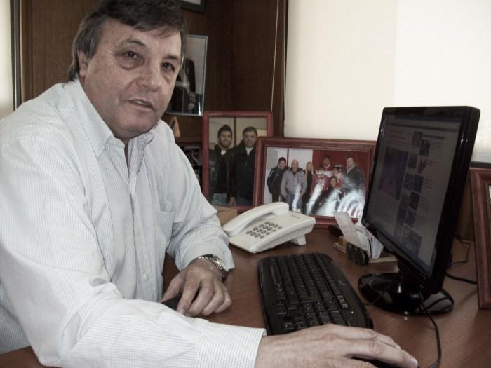 """Héctor Maldonado: """"Dentro del mercado local, es complicado"""""""