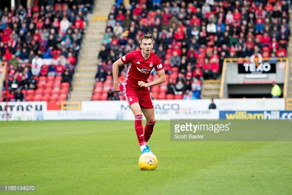 Aberdeen 1-1 St Johnstone: Saints well worth a point at Pittodrie