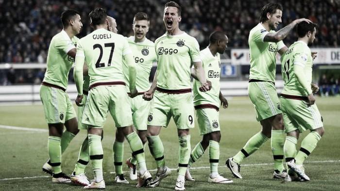 Previa de la jornada 33 de Eredivisie