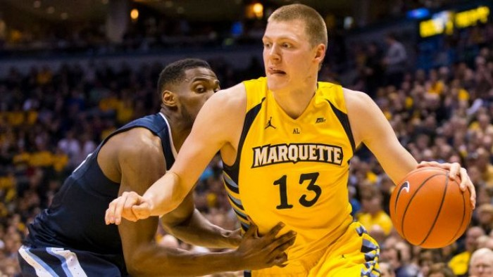 #1 Villanova Wildcats Hold Off High Flying Marquette Golden Eagles On National Marquette Day