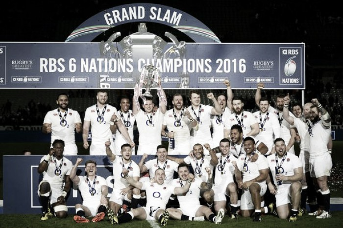 2016 Six Nations: England claim first Grand Slam in 13 years after defeating France in Paris