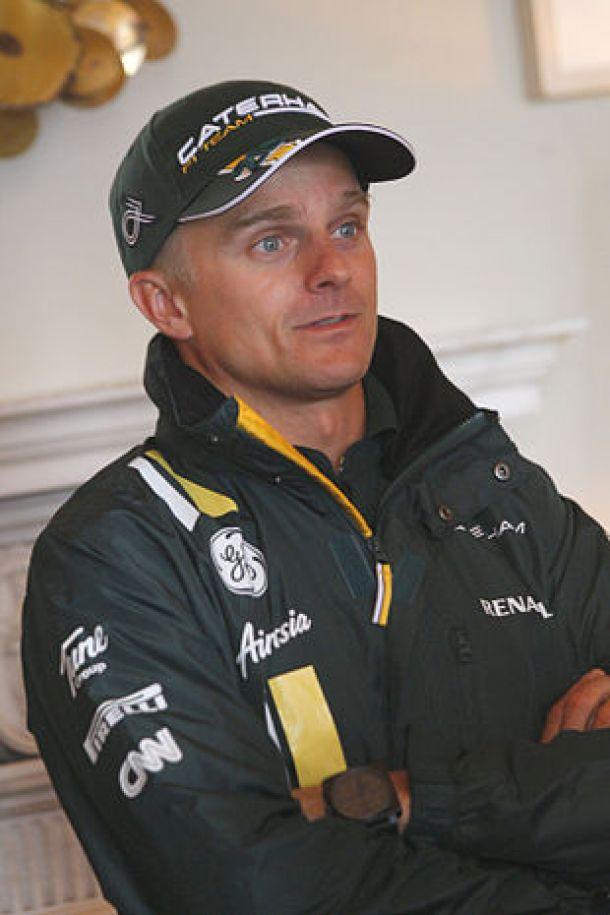 Kovalainen remplacera Räikkönen chez Lotus