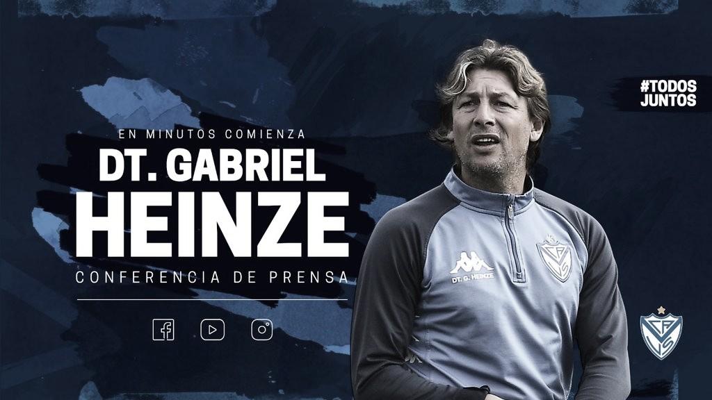 """Heinze: """"Hay una alta posibilidad que Gago esté entre los convocados"""""""