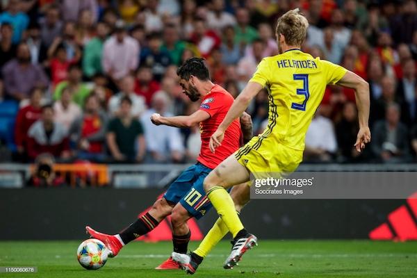 Swedish international Filip Helander joins Rangers