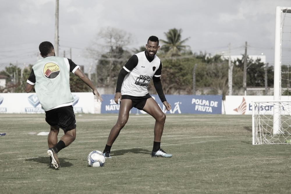 Após primeira vitória, Everton Heleno visa evolução do Botafogo-PB na sequência da Série C