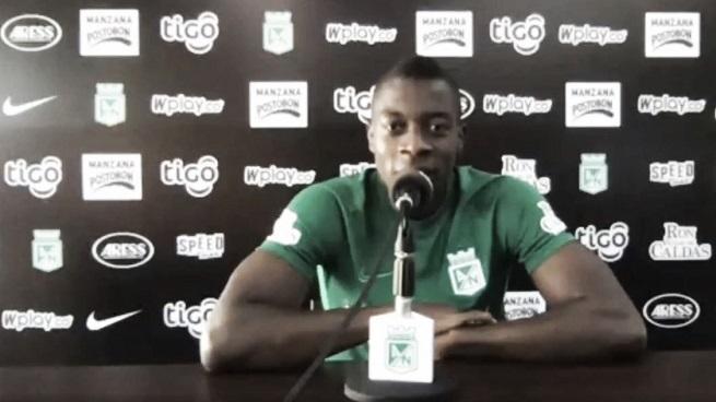 """Helibelton Palacios: """"Estoy enfocado en lo que va a ser para nosotros el reinicio de la Liga"""""""