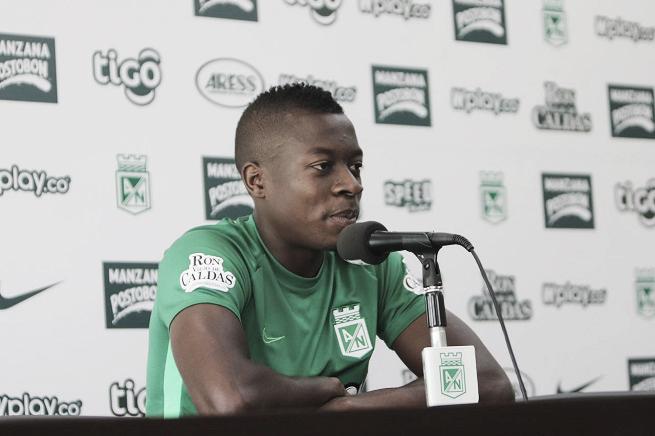 """Helibelton Palacios: """"Nos hemos caracterizado por ser un equipo ofensivo"""""""