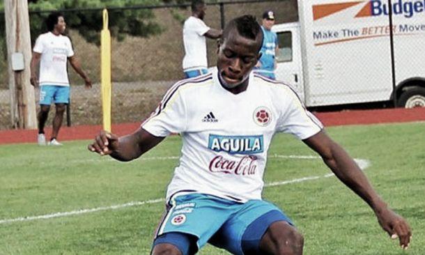 Borré y Palacios, siguen sin debutar en la 'tricolor'