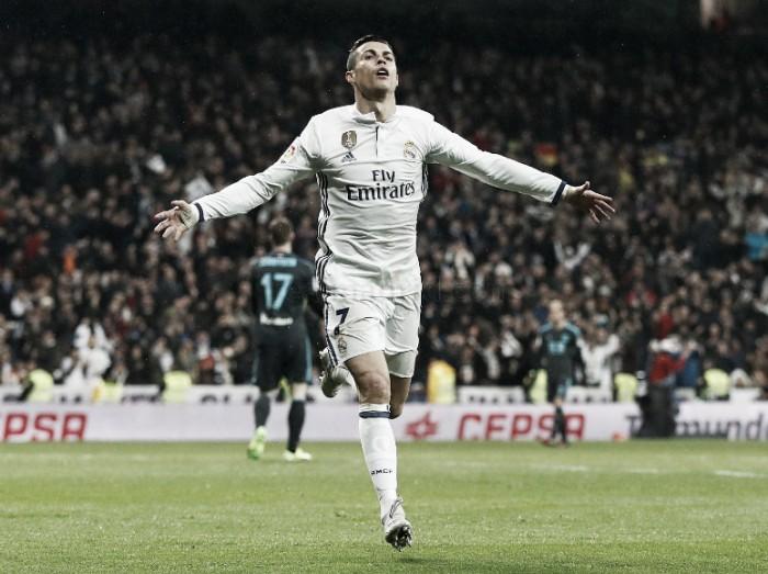 Resultado Real Sociedad 1-3 Real Madrid en LaLiga 2017