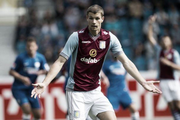 Nicklas Helenius leaves Aston Villa