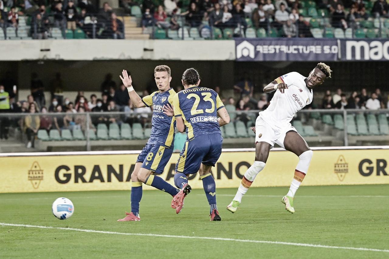 Hellas Verona supera Roma de virada finda sequência negativa de 25 anos