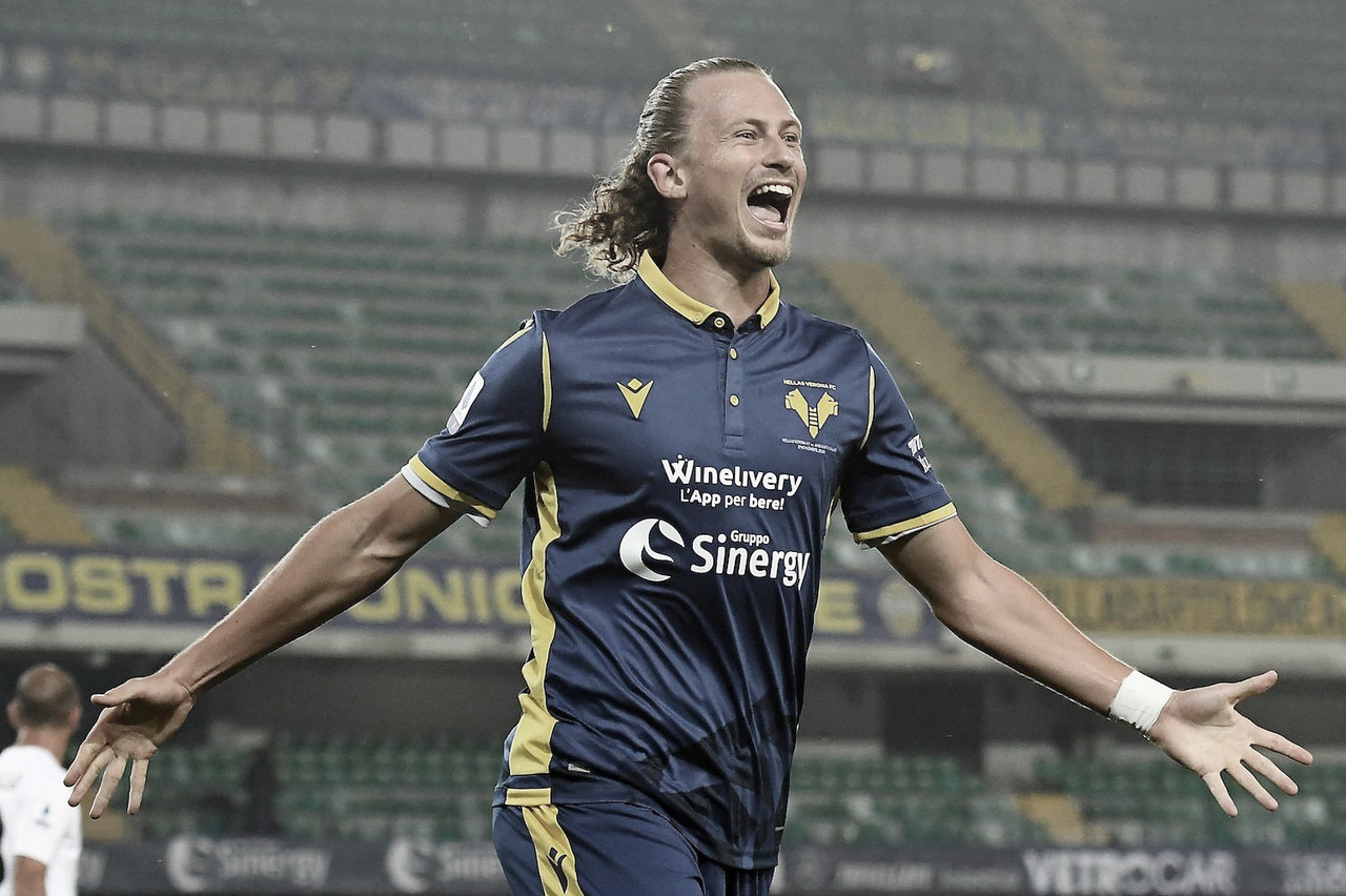Em jogo animado, Hellas Verona supera Benevento e mantém bom início de Serie A