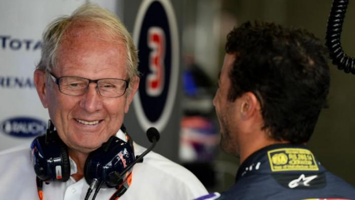 """Helmut Marko: """"Hamilton ganharia o GP da Malásia se não tivesse abandonado"""""""