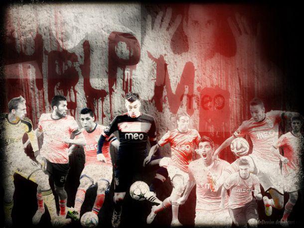 Benfica: erros de «casting» dão bom filme de terror