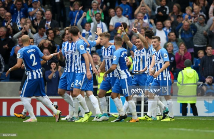 Brighton & Hove Albion 1-0 Newcastle United: Seagull's player ratings