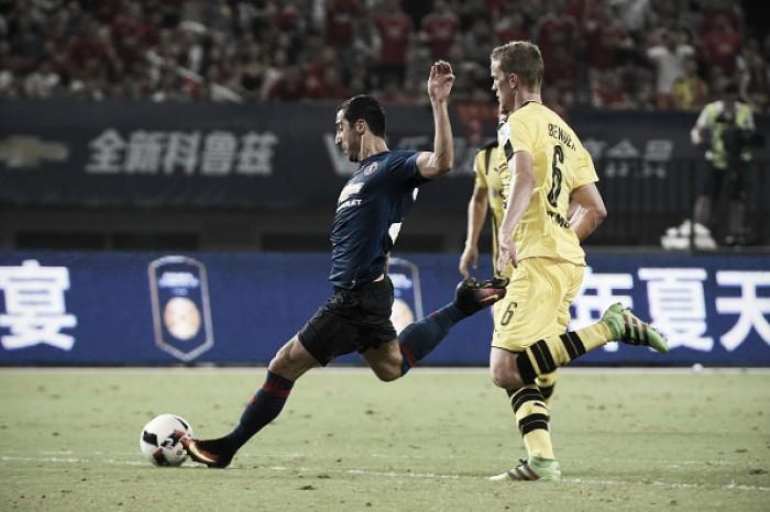 Mkhitaryan expects rotation under Mourinho