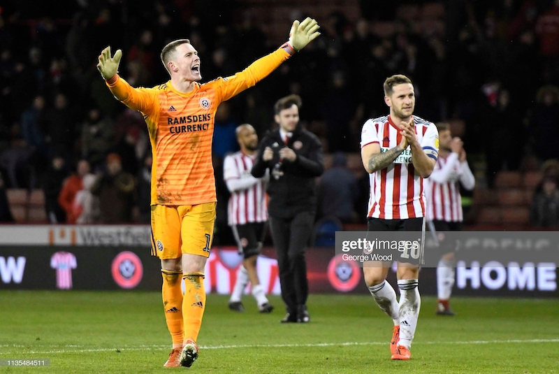 Sheffield United sign Ben Osborn and re-sign Dean Henderson