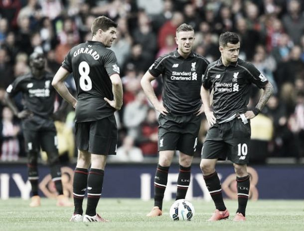 "Jordan Henderson says Liverpool will ""put to bed"" embarrassing Stoke City defeat this Sunday"
