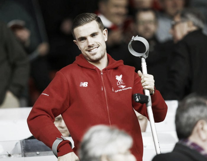 Jordan Henderson pays tribute to Liverpool medical team as he bids to be part of Europa League final