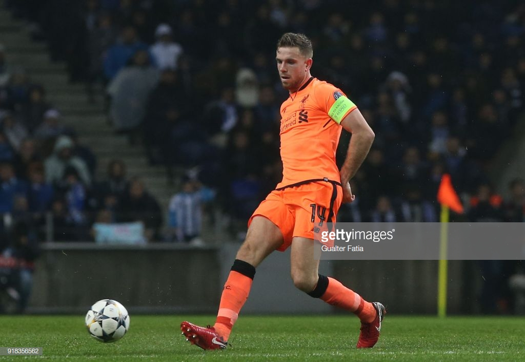 Liverpool captain Jordan Henderson demands that Porto performance becomes the 'norm' for the team