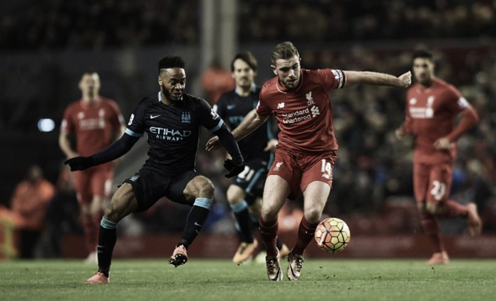 Anger of cup final defeat spurred Reds on in 3-0 City win, says Jordan Henderson