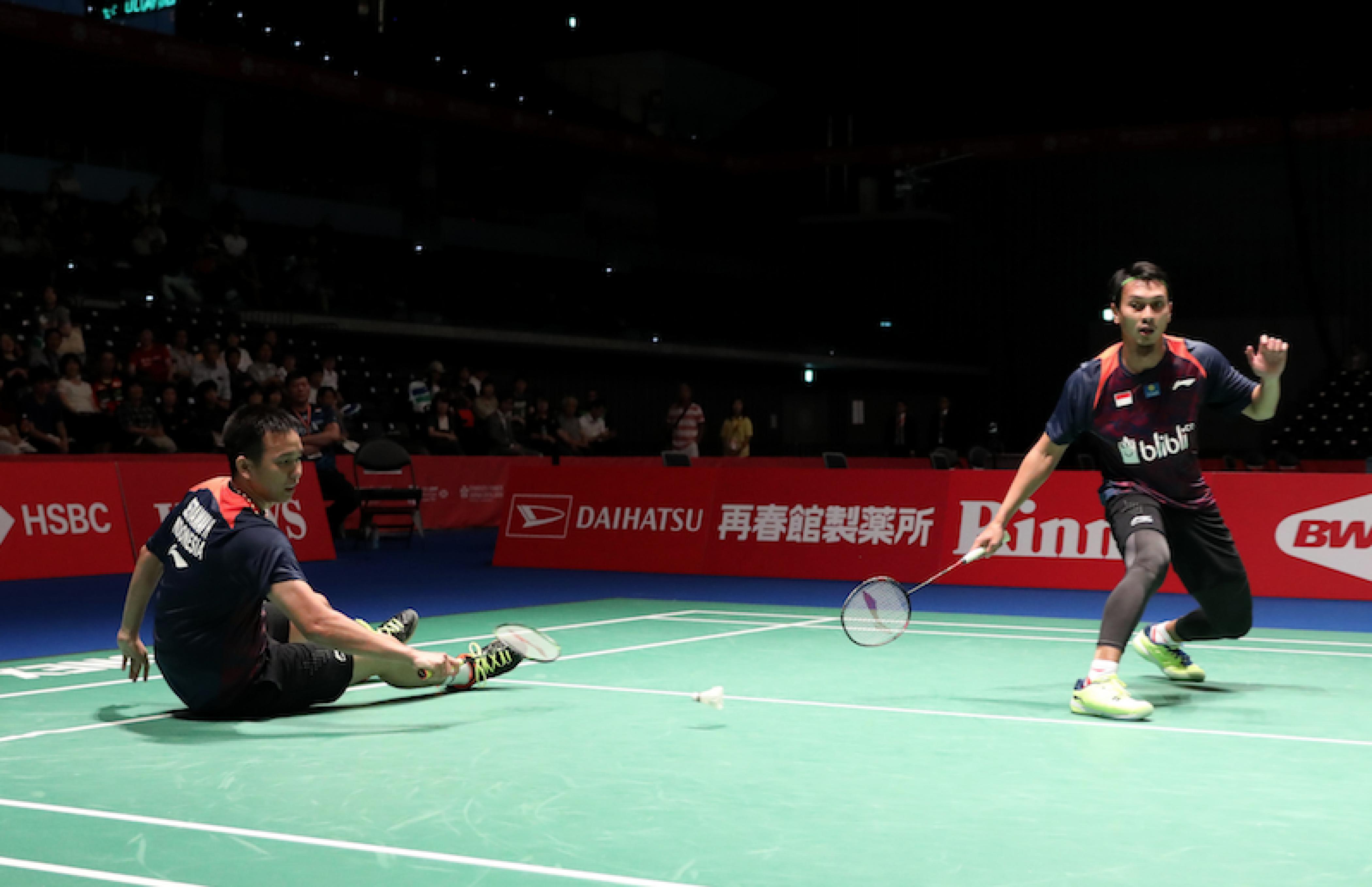 Cedera, Hendra/Ahsan Mundur Dari Japan Open 2018